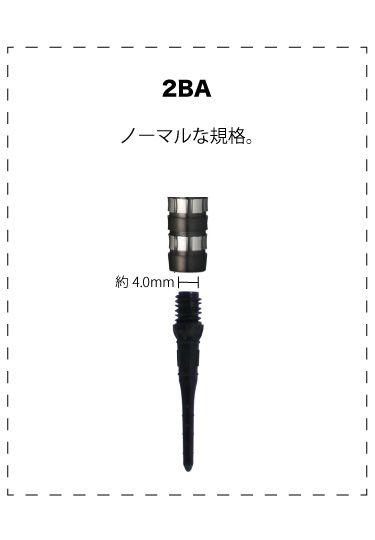 チップの種類「2BA」