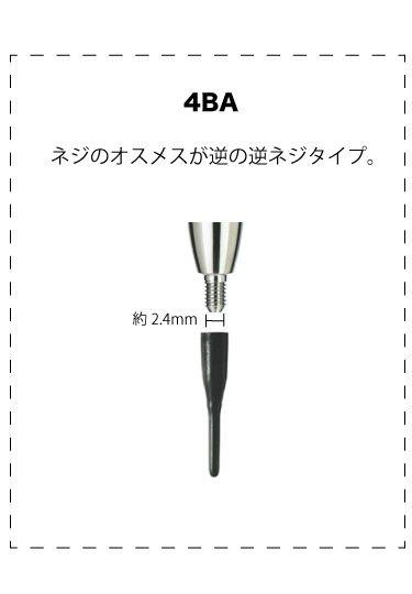 チップの種類「4BA」